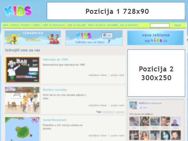 reklama na kids.rs